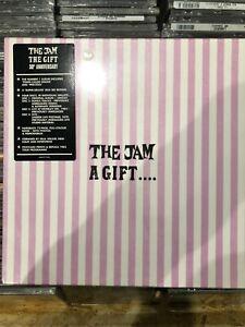 THE JAM - A GIFT  - BOX CD 2012 - Polydor – 0600253719332 - NUOVO SIGILLATO