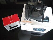 Canon eos 6d come nuova con battery grip