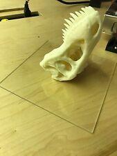 Borosilicate Glass 3D Printer Build Plate - 200x200x3 MM