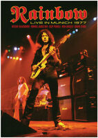 Rainbow: Live in Munich 1977 DVD (2016) Rainbow cert E ***NEW*** Amazing Value