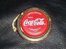 GENUINE RUSSELL COCA COLA COKE LIMITED EDITION GOLD FLECK YO-YO YOYO YO YO