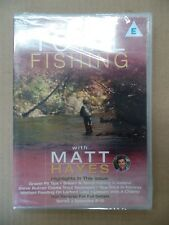 Total Fishing with Matt Hayes Series 3 Episodes 8 to 10 DVD - Brand New & Sealed
