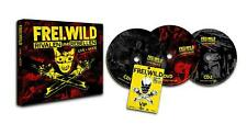 FREI.WILD Rivalen Und Rebellen Live & More Limited Edition 2 CD + DVD NEU