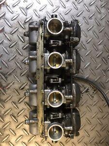 Suzuki Gsx 750 Es Full Set Of Carbs Complete But Been Standing