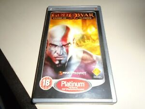 God of War: Chains of Olympus (Sony PSP, 2008) Platinum Edition
