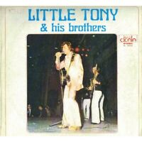 "Little Tony And His Brothers - Rock 'N Roll (ITA 1974 Durium BL7052) LP 12"" / EX"