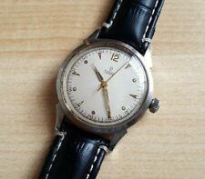 Men's Vintage Stainless Steel Manual Winding Rolex Tudor Wrist Watch