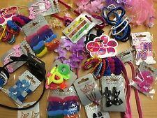 Wholesale joblot of girls hair accessories slides bobbles clips BARGAIN £25+