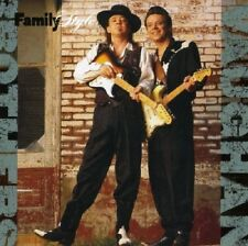 The Vaughan Brothers Family Style CD NEW SEALED Blues Stevie Ray/Jimmie