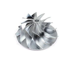 Wicked Wheel 2 Billet Turbo Compressor Wheel 01-04 GM Duramax 6.6L LB7
