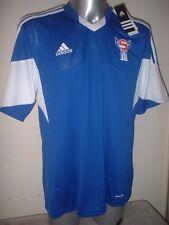 Faroe Islands  Adult XL BNWT New Shirt Jersey Football Soccer Trikot Maglia SS