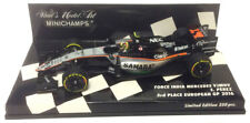 Minichamps Force India VJM09 3rd European GP 2016-SERGIO PEREZ 1/43 SCALA