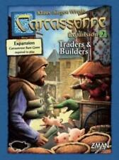 Carcassonne Traders and Builders Expansion