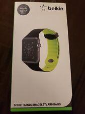 Belkin Sport Band/ Bracelet/ Armband For Apple Watch 38mm - New in Box
