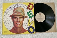 New ListingDevo ‎– Q: Are We Not Men? A: We Are Devo! Lp Warner Bros Bsk 3239 New Wave Nm