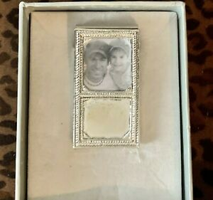 Things Remembered Photo Money Clip/Holder - New