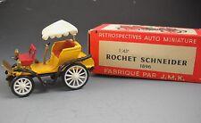 Rami for JMK ROCHET-SCHNEIDER 1895/1896 Car Retrospectives Auto Miniature