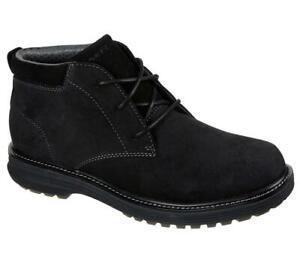 Skechers USA® Mens Wenson - Prado boot in Black