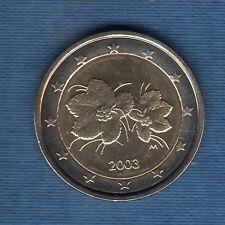 Finlande - 2003 - 2 euro - Pièce neuve de rouleau -