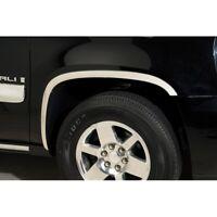Kit Full Chevy Stainless Steel Polished Putco 97295 Fender Trim Pickup