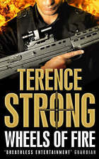 Wheels of Fire by Terence Strong (Paperback) New Book