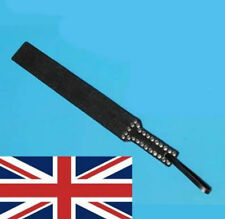 Leather Spanking Paddle/Strap, caning, spanking, sissy, maid, punishment UK POST