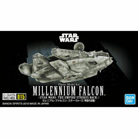 0015 Millennium Falcon Empire Strikes Back Ver Star Wars 1/350 Model Kit Bandai