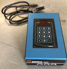 Simda 5310 Anwahlgerät Rundmagazin Typ 3280 Karussell-Projektoren 2200 Projektor