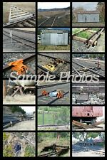 -The No Frills Prototype Photographic CD Guide to Modeling Trackside Details