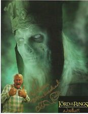 Charles Martinet - Lord of the Rings signed photo