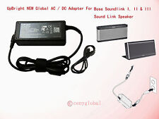 AC Adapter For Bose Soundlink I, II, III, 1, 2, 3 Sound Link Speaker 10 301141