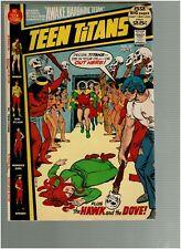 Teen Titans 39 Gnarrk Hawk and Dove 52 pgs F/Vf