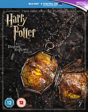 Harry Potter and the Deathly Hallows - Part 1 (2016 Edition) (Blu-Ray)