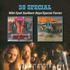 38 SPECIAL - WILD-EYED SOUTHERN BOYS/SPECIAL FORCES  CD NEU