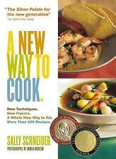 BIG Great Cook Book - A New Way to Cook by Sally Schneider (2003, Paperback)