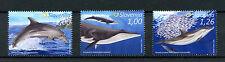 Slovenia 2016 MNH Whales & Dolphins 3v Set Marine Animals Stamps