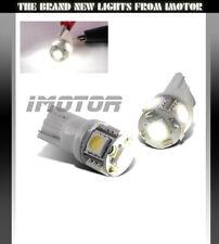 2 X 12V 5-LED SMD 168/194/2825/T10 REAR LICENSE PLATE LIGHT BULB New