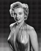 1952 MARILYN MONROE - 8X10 PUBLICITY PHOTO - BEAUTIFUL SEXY VINTAGE PRINT