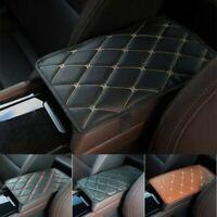 Waterproof Arm Rest Cover Cushion Case Console Box Mat Car Armrest Pad