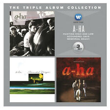 a-ha - The Triple Album Collection (2012)  3CD  NEW/SEALED  SPEEDYPOST