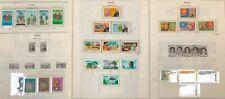 Lot of Nauru Old Stamps MNH