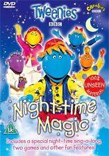 DVD:TWEENIES - NIGHT - TIME MAGIC - NEW Region 2 UK