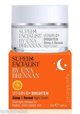 Una Brennan Superfacialist VITAMIN C Brighten Sleep & Reveal NIGHT Cream 50ml