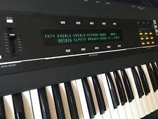 Ensoniq ESQ-1 Synthesizer + Cartridges