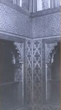 Baths, Palacio Arabe, Alhambra, Granada, Spain, Magic Lantern Glass Photo Slide