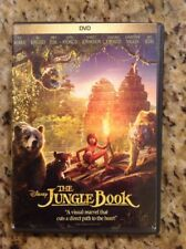 The Jungle Book (DVD, 2016)Authentic Disney US Release