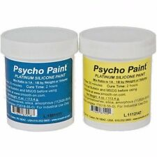 Smooth-On Psycho Paint 8 oz kit - 2 Part Silicone Paint Base - Platunum Silicone