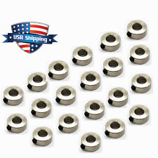 20pcs Metric 4mm Wheel Collars for RC Airplane Landing Gear