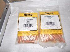 """(50 Pcs) Tweco  16S40/ 1160-1103,  Contact Tip .040""""-1,0mm, NEW"""