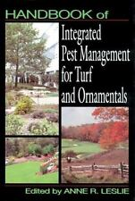Handbook of Integrated Pest Management for Turf and Ornamentals-ExLibrary